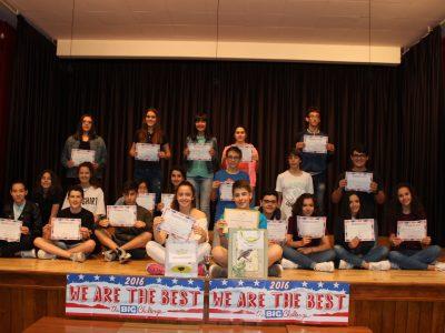 3º ESO - Colegio Santa Teresa de Jesús - Carmelitas Ourense