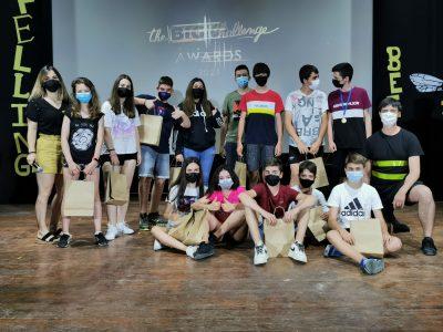 IES JUAN DE LANUZA ( BORJA): Students of 2nd ESO