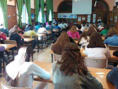 Colegio Maristas San José, León, España  Great experience!