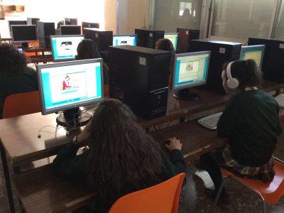 Zaragoza Teresiano del Pilar. Los alumnos de 1 ESO se estrenan esta edición del concurso. Ánimo a todos los participantes