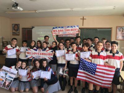 Colegio El Pilar Maristas ZARAGOZA 1Eso