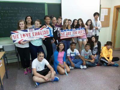 Pozuelo de Alarcón IES Camilo José Cela Para los alumnos de 2 ESO ha sido muy interesante. Seguro que repetimos!