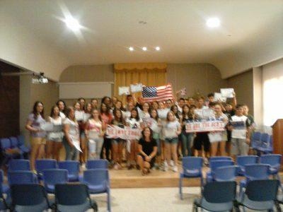 Colegio Diocesano La Milagrosa de Segorbe (Castellón)  Congratulations guys!