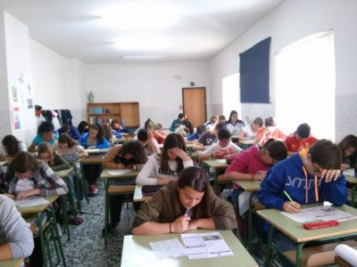 Colegio Diocesano La Milagrosa,Segorbe-España  Ha sido una experiencia muy positiva para los alumnos