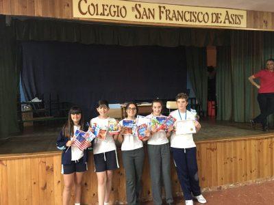 Colegio San Francisco de Asís, Rebaño de María (Cádiz)