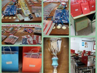 IES FERROL VELLO (FERROL) Great prizes, we loved them!