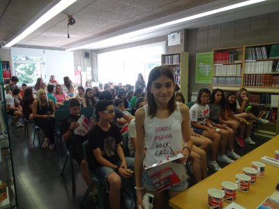 Ceremonia de entrega de premios Instituto La Segarra CERVERA Lleida