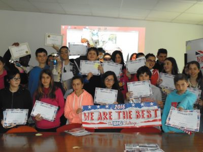 Oviedo. IES Pérez de Ayala. Congratulation to all the participants!