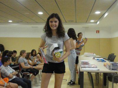 Colegio Sagrada Familia - Granada: Ana Castillo nº 2 in the province!!