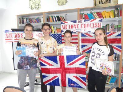 Nuestros alumnos haciendo el Big Challenge. COL·LEGI SAGRAT COR El Vendrell, Tarragona