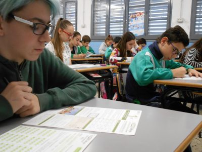 CENTRE EDUCATIU FAX from L'Hospitalet de Llobregat. Good luck students!!!