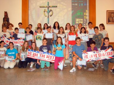 Alboraya, Valencia. Colegio Santa María Marianistas.