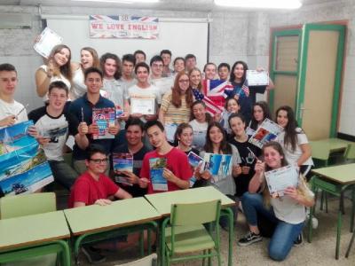 Alumnos participantes, Escoles Minguella - Badalona