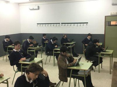 Bellavista (Huelva) colegio Entrepinos