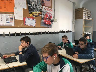 FAX School is doing the exam. Good luck! L'Hospitalet de Llobregat