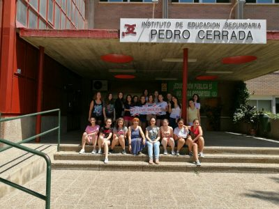 IES Puerta Cerrada - Utebo, Zaragoza