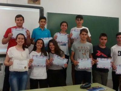 Colegio Marista Nstra Sra del Carmen Badajoz 4º de ESO