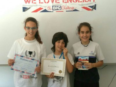 Badajoz.Colegio Marista  Ntra Sra del Carmen.1º ESO.1º,2º y 3º Premio.