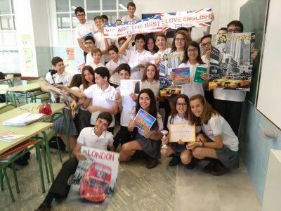 Badajoz.Colegio Marista Ntra Sra del Carmen.2º ESO.