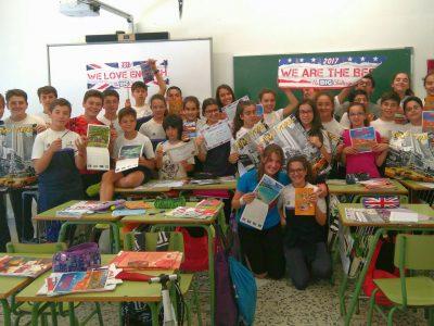 Badajoz.Colegio Marista Ntra Sra del Carmen.1º ESO.