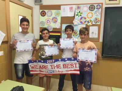 Colegio Corazòn de María, Zamora Alumnos 1° ESO