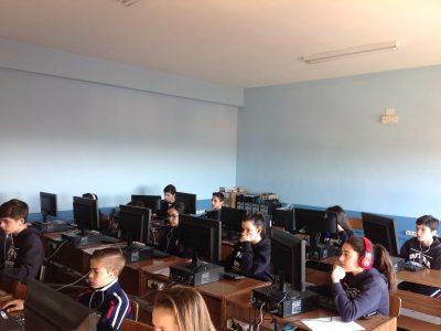 Fotos de la participación en el Concurso Big Challenge correspondientes al Colegio Divina Providencia ( Tordesillas, Valladolid)