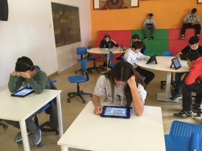 Colegio San Gabriel, Zuera (Zaragoza)