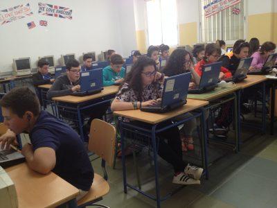 IES El Alquián, Almería Time to concentrate