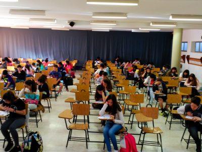 CES San José.Málaga. España ¡Los alumnos tenían muchas ganas de volver a participar en este concurso otra vez este año!