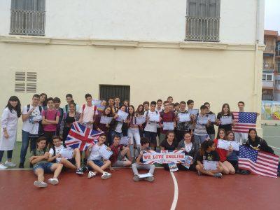Enhorabuena a los participantes del Colegio Liceo Hispano, Paterna (Valencia)