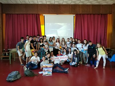 Ceremonia de entrega de premios  IES DOÑANA, Sanlúcar de Barrameda