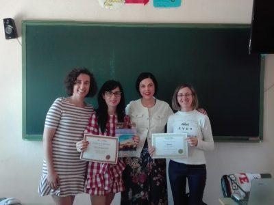 CORRAL DE ALMAGUER. IES LA BESANA Entrega de premios. 19 de junio 2018