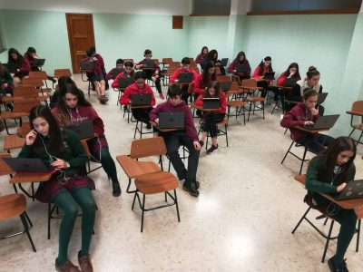 OVIEDO, COLEGIO LOYOLA  GOOD LUCK EVERYBODY!!!