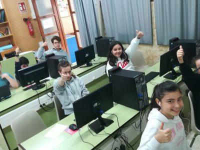 Seguimos con 2° ESO. Good luck!!! Colegio San José-Josefinas (Ourense)