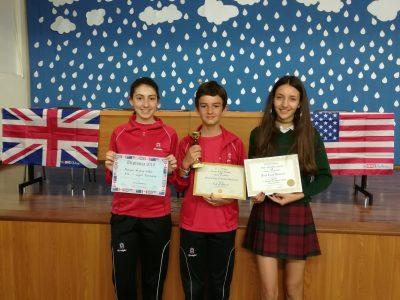 Colegio Loyola Oviedo ¡¡¡¡Enhorabuena a todos los participantes!!!!