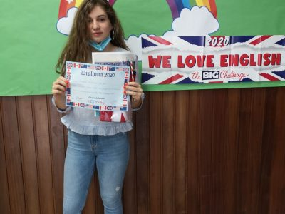 Marín, CPR Plurilingüe La Inmaculada Sabela Piñeiro