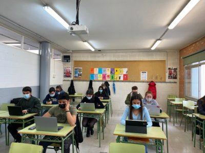 INSTITUT GUINDÀVOLS (Lleida)