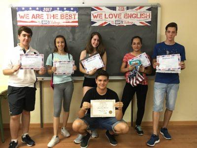 Colegio Sagrada Familia- Granada: Ana Molinero n º2 in the province!!!