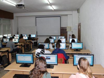 Colegio Carmelitas Ourense, Alumnos de 2 ESO