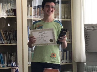 Alonso Cano Dúrcal, Granada. 3rd and 4th ESO. Great job!