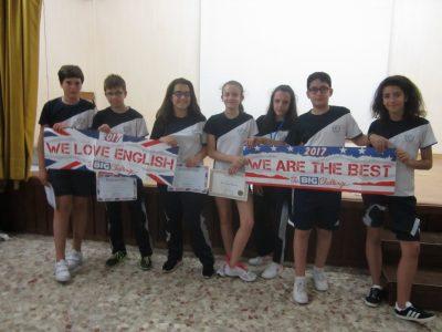 Colegio Nstra. Sra. del Castañar, Béjar, Salamanca Participantes 2º ESO.