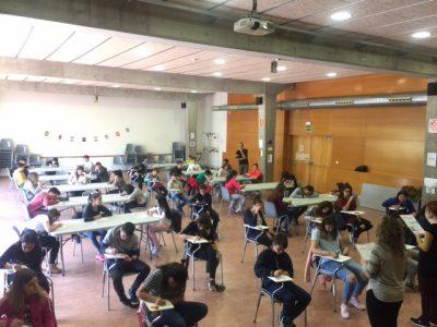 Instituto Can Roca, Terrassa. La concentración es la clave.