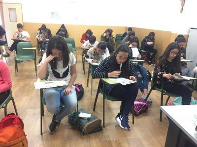 Colegio Corazòn de María, Zamora. Big Challenge2017