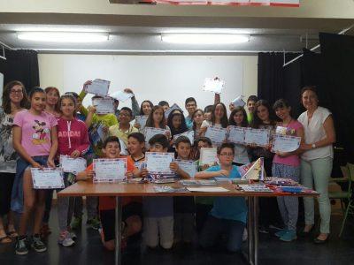 Enhorabuena a los alumnos ganadores del IES Victoria Kent, Torrejón de Ardoz- España