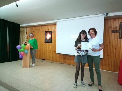 Colegio Corazón de María. Entrega de Premios. Zamora.