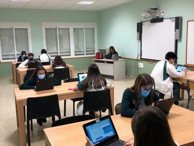 CARLET - LA DEVESA SCHOOL - Good luck everyone!