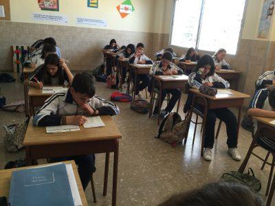 Colegio María Inmaculada, Antequera, España