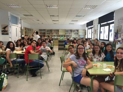 IES Sección Clot Del Moro , Sagunto. Valencia