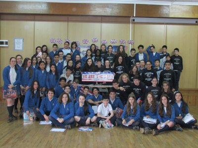 Colegio Nazaret (Oviedo). We love English