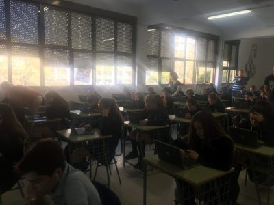 Colegio Santa Joaquina de Vedruna (Sevilla)